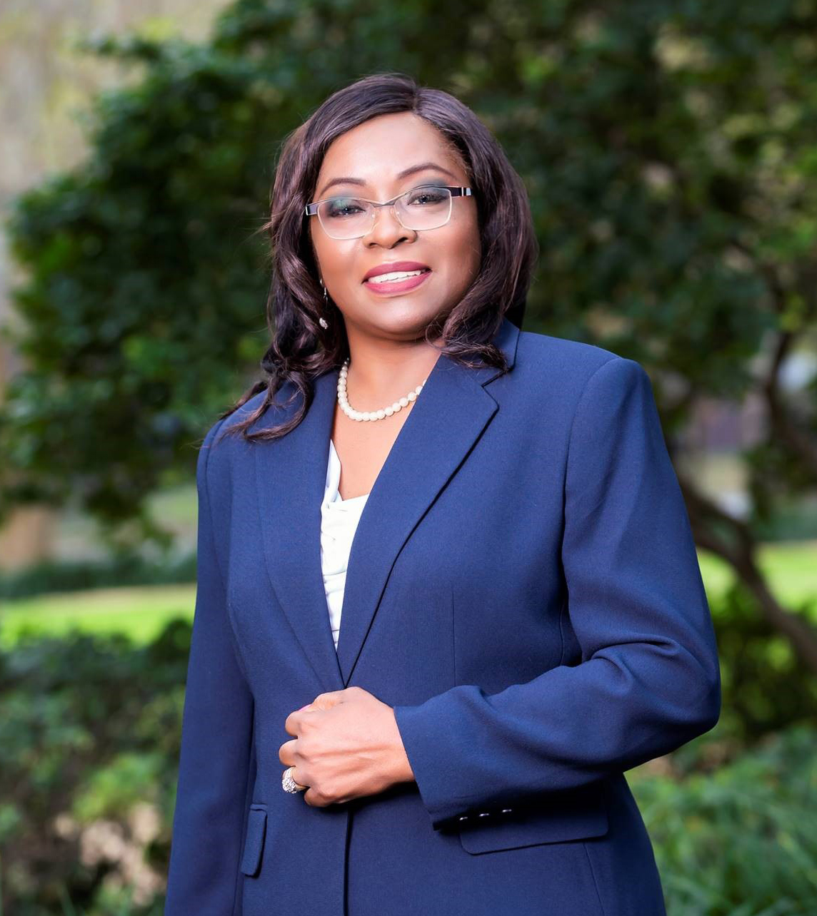 Commissioner Dianne Williams-Cox